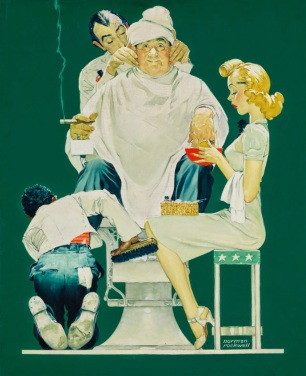 Traitement complet (Norman Rockwell, 1940)